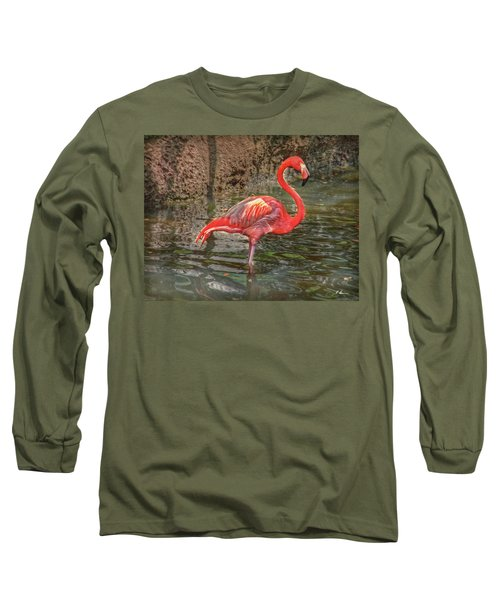 Long Sleeve T-Shirt featuring the photograph Symbol Of Florida by Hanny Heim