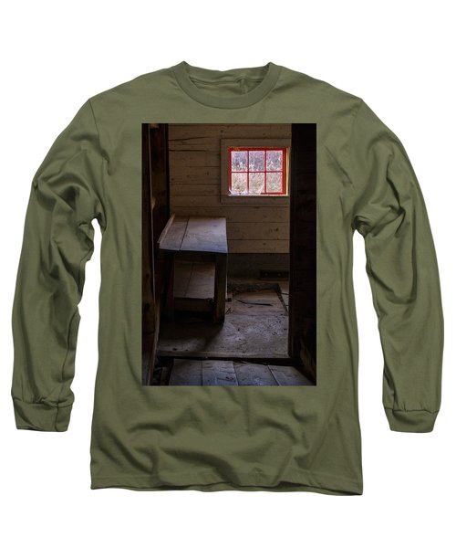 Table And Window Long Sleeve T-Shirt