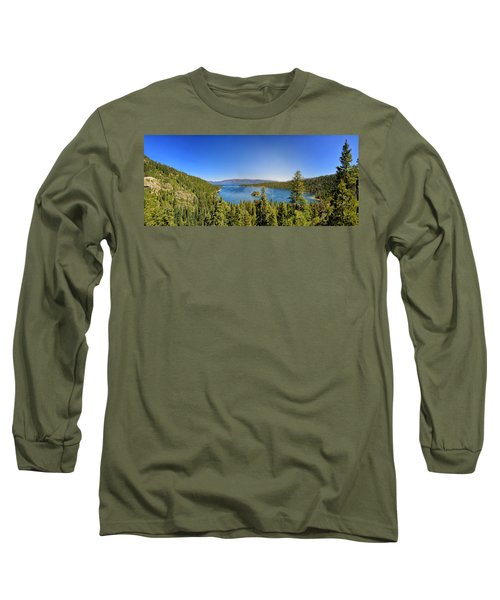 Tahoe Moutain View Long Sleeve T-Shirt