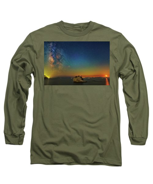 Tahoe Nights Long Sleeve T-Shirt