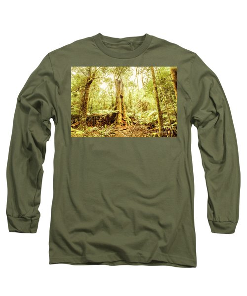 Tahune Forest Reserve Long Sleeve T-Shirt