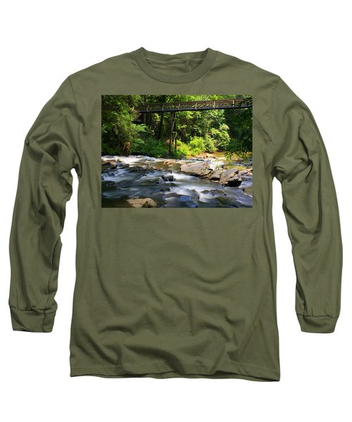 Tails Creek Long Sleeve T-Shirt