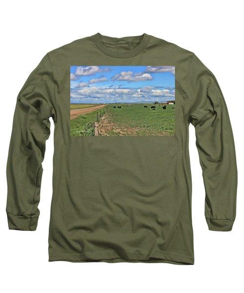 Take Me Home Country Roads Long Sleeve T-Shirt
