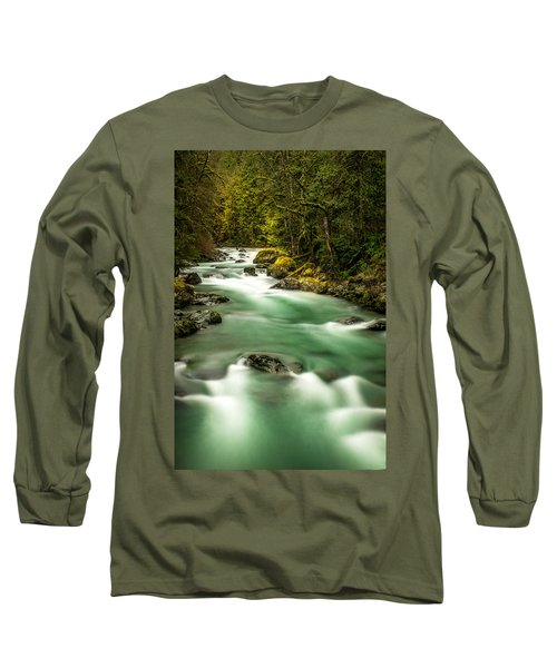 Tamihi Creek Long Sleeve T-Shirt