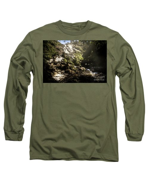 Tasmania Wild Long Sleeve T-Shirt