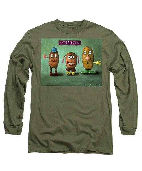 Tater Tots Long Sleeve T-Shirt