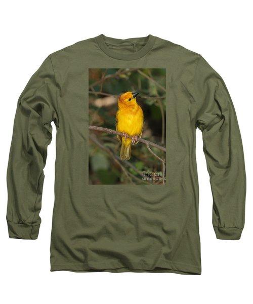 Taveta Golden Weaver Long Sleeve T-Shirt