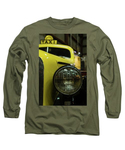 Taxi Long Sleeve T-Shirt