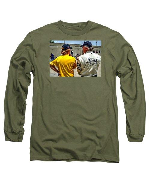 Team Stutz Long Sleeve T-Shirt by Josh Williams