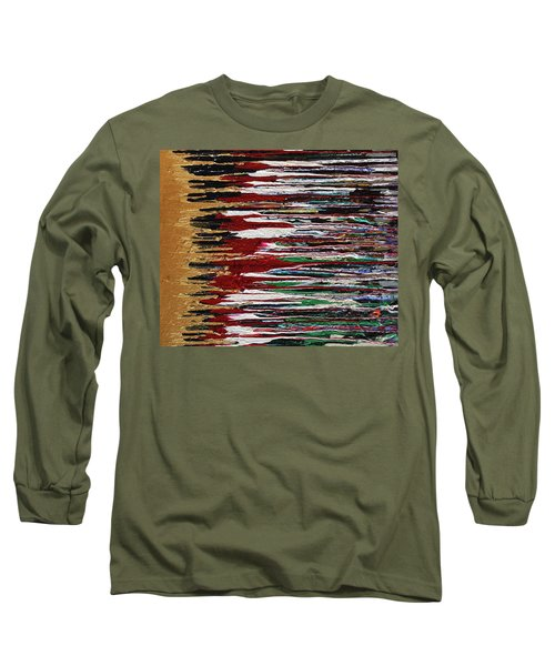 Tears Of The Sun Long Sleeve T-Shirt by Ralph White