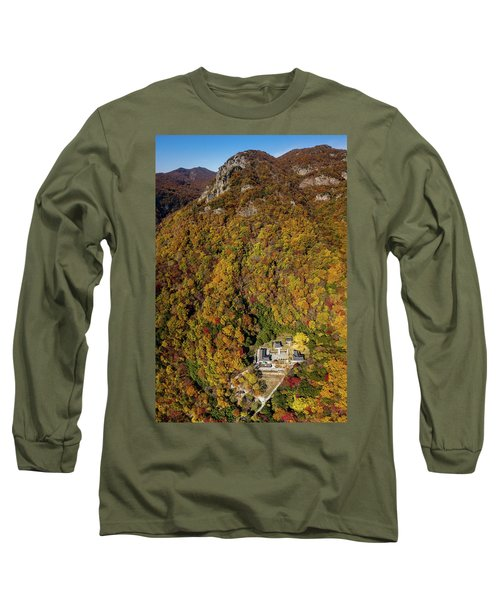 Temple In The Valley 2 Long Sleeve T-Shirt