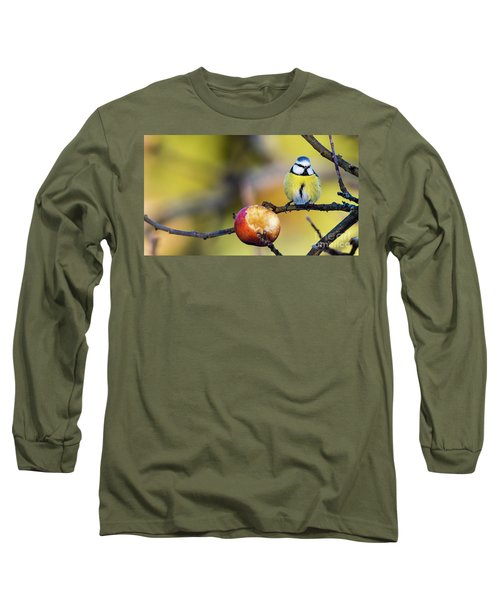 Long Sleeve T-Shirt featuring the photograph Tempting by Torbjorn Swenelius