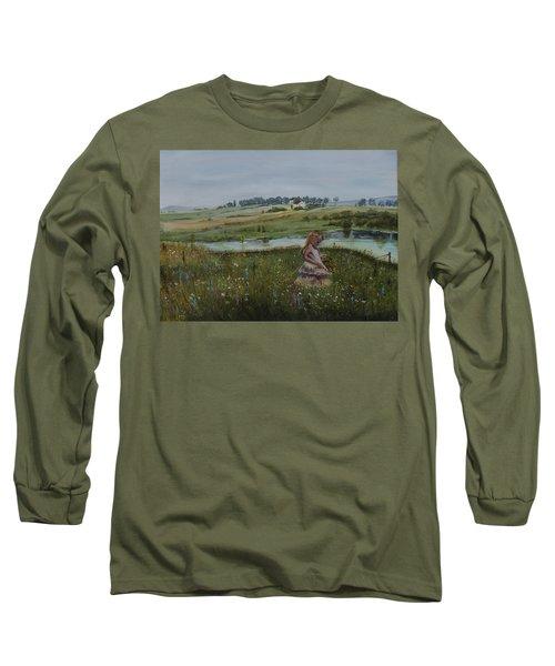 Tender Blossom - Lmj Long Sleeve T-Shirt