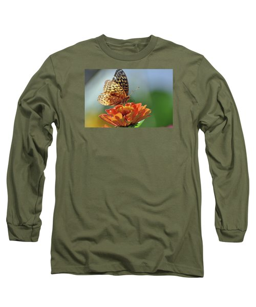 Long Sleeve T-Shirt featuring the photograph Tenderness by Glenn Gordon