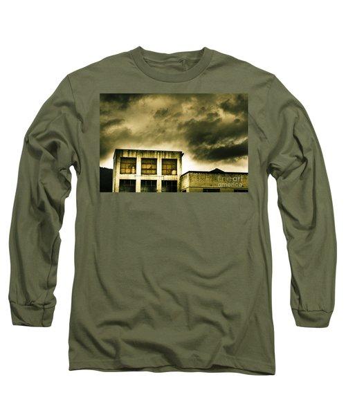 Tension Building Long Sleeve T-Shirt