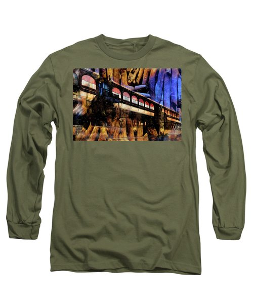Terminal Long Sleeve T-Shirt