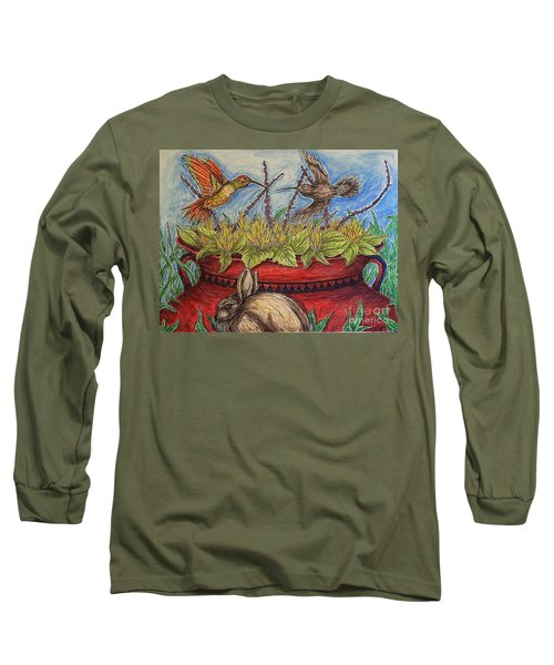 Territorial Rights Long Sleeve T-Shirt