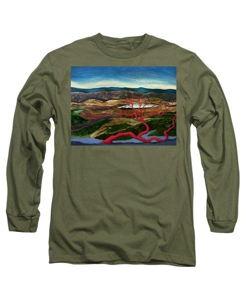 Tess' World Long Sleeve T-Shirt