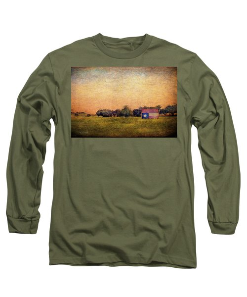 Texas Morn' Long Sleeve T-Shirt