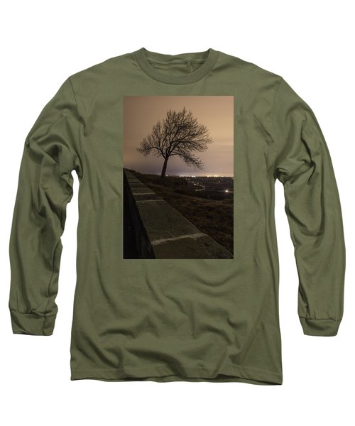 Thacher Park Twilight Long Sleeve T-Shirt