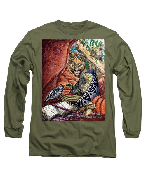 Thanks-giving Long Sleeve T-Shirt