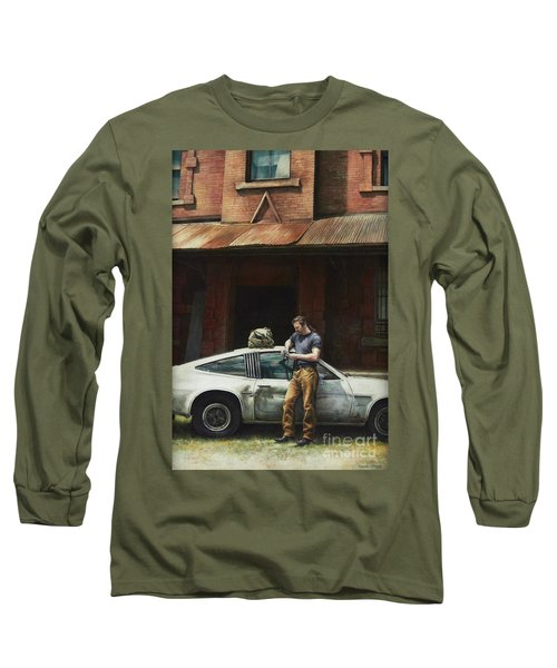 That Fleeting Moment Captured Long Sleeve T-Shirt by Yvonne Wright