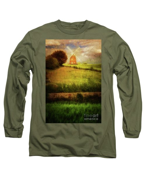 Thaxted Mill Long Sleeve T-Shirt by Jack Torcello