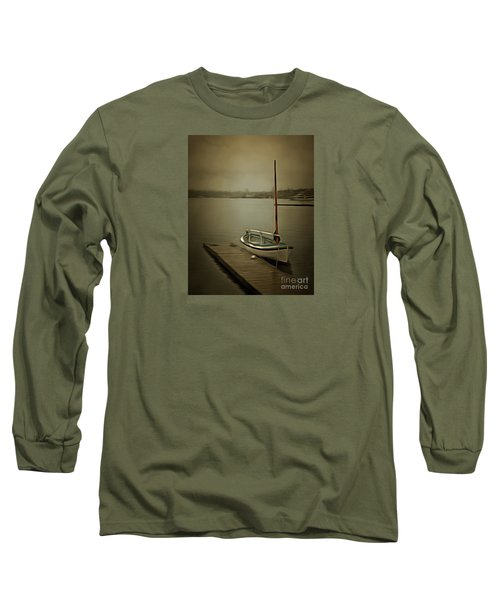 Long Sleeve T-Shirt featuring the photograph The Admirable by Susan Parish