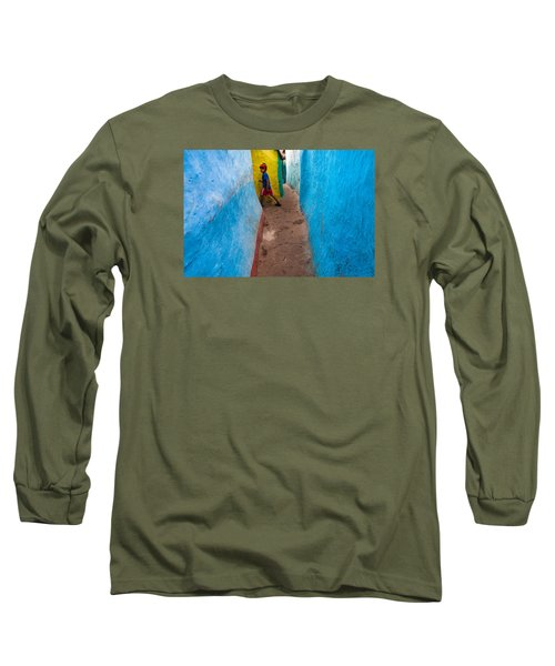 The Alleyway Long Sleeve T-Shirt