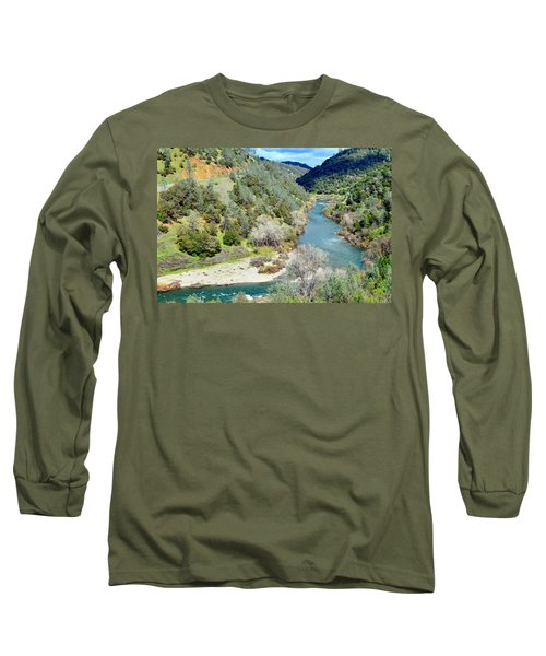 The American River Long Sleeve T-Shirt