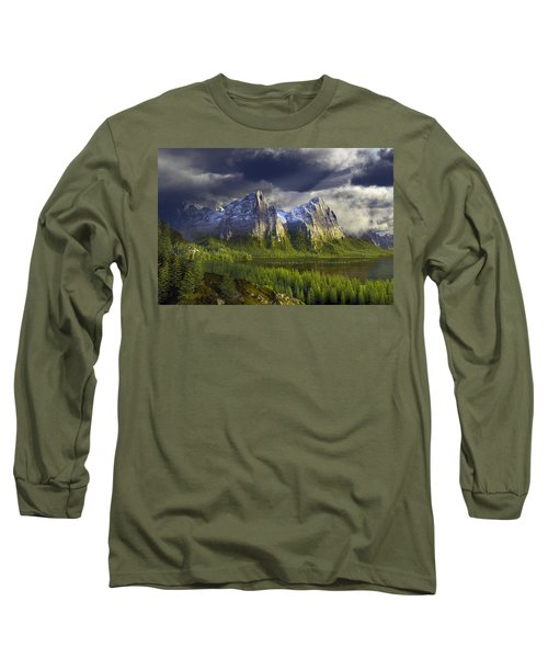 The Anvils Of Thor Long Sleeve T-Shirt