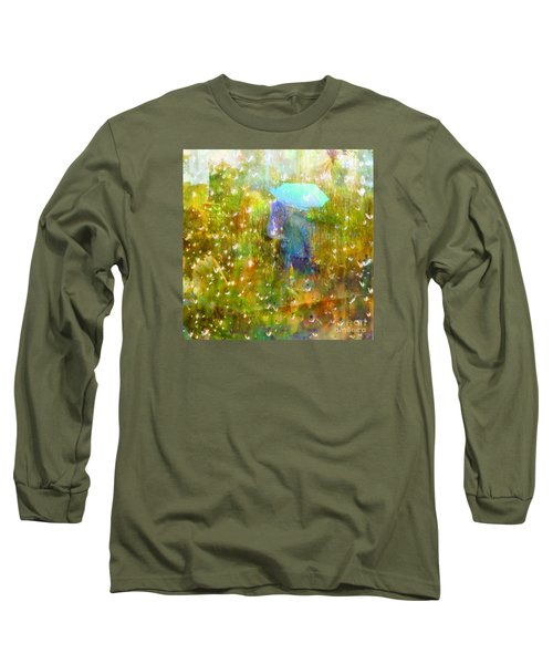The Approach Of Autumn Long Sleeve T-Shirt by LemonArt Photography