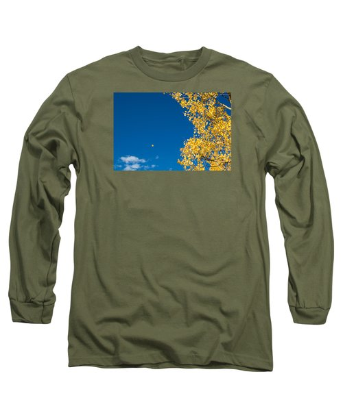 The Aspen Leaf Long Sleeve T-Shirt
