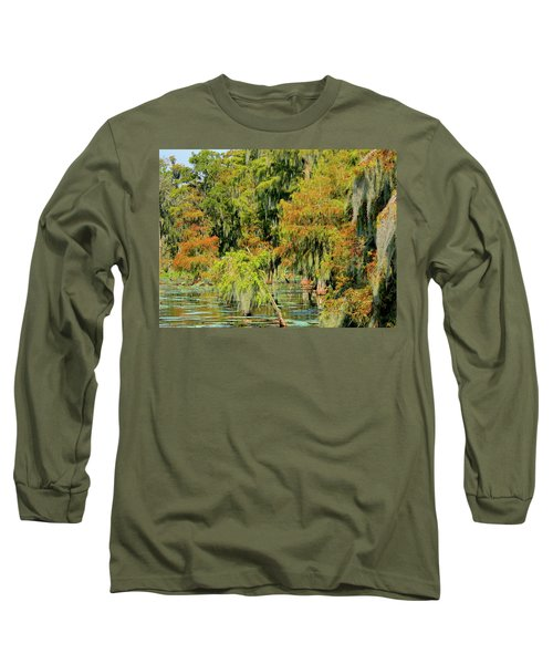The Autumn Cometh Long Sleeve T-Shirt