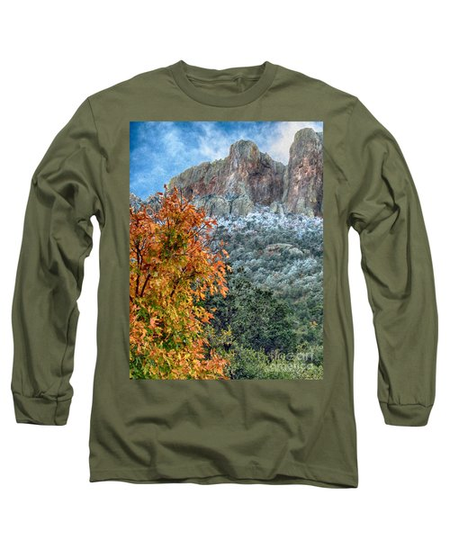 The Basin Long Sleeve T-Shirt