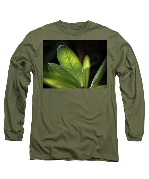 The Beauty Of A Leaf - Long Sleeve T-Shirt