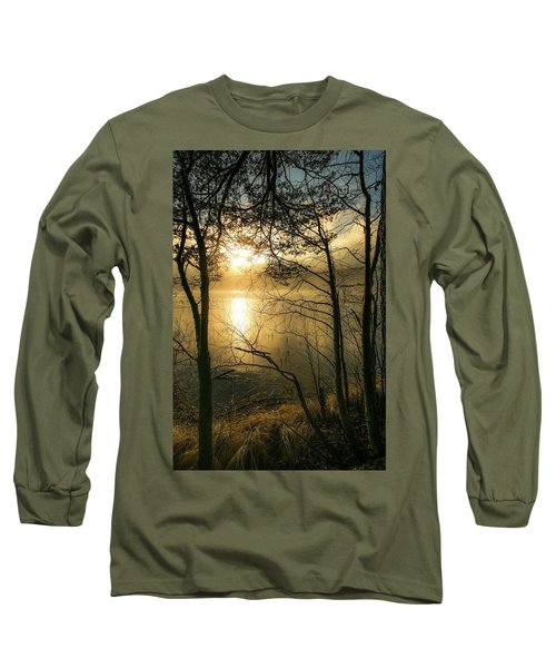 The Beauty Of Nature Long Sleeve T-Shirt by Rose-Marie Karlsen
