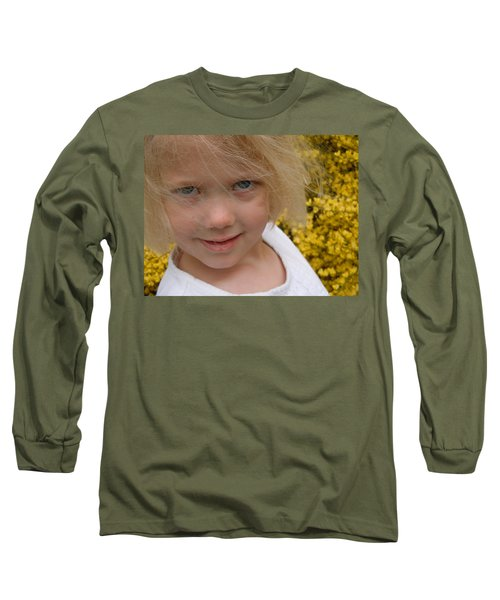 Long Sleeve T-Shirt featuring the photograph The Beauty Of Spring by Dan Whittemore