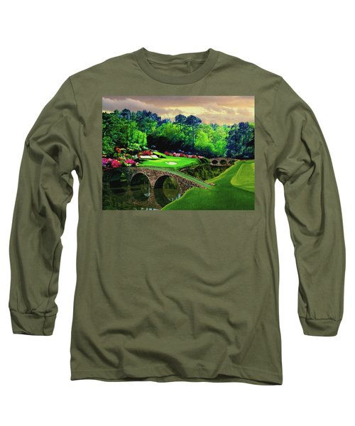 The Beauty Of The Masters Long Sleeve T-Shirt