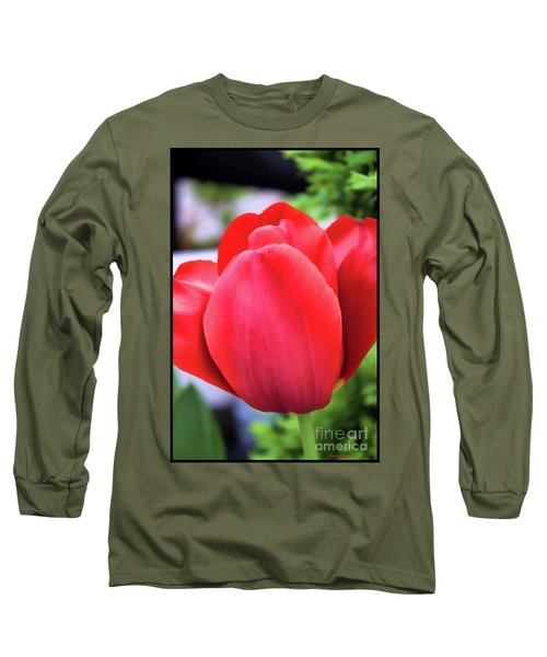 The Beauty Long Sleeve T-Shirt by Roberta Byram