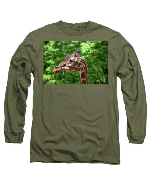 The Big Guy Long Sleeve T-Shirt