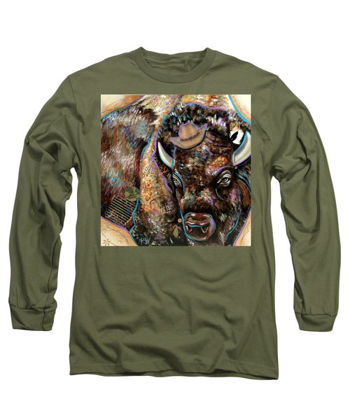 The Bison Long Sleeve T-Shirt
