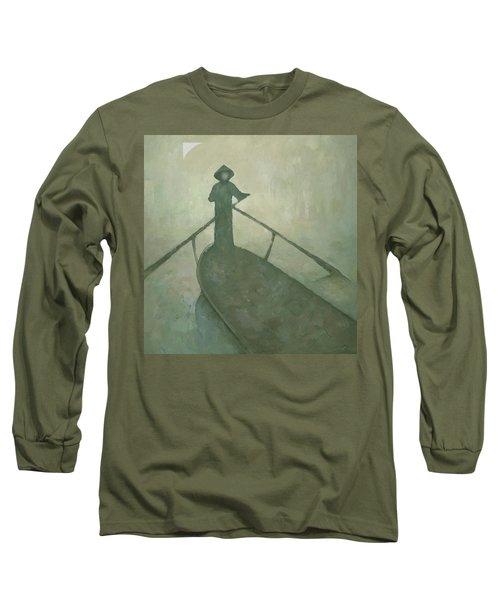 The Boatman Long Sleeve T-Shirt