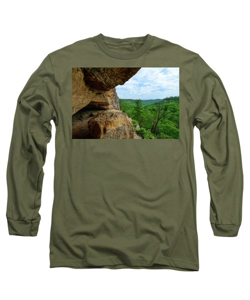 The Boulders Edge Long Sleeve T-Shirt