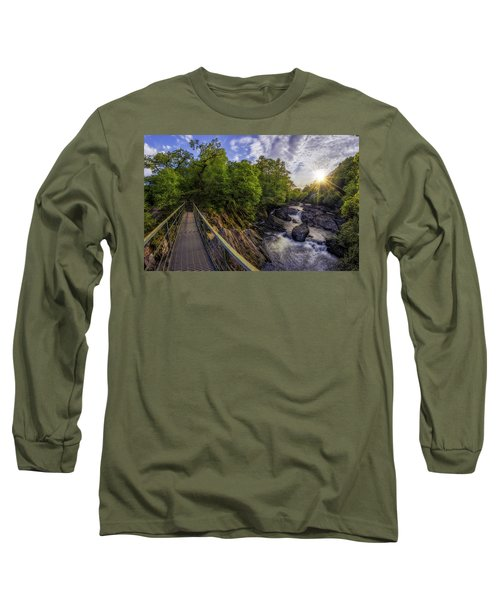 The Bridge To Summer Long Sleeve T-Shirt