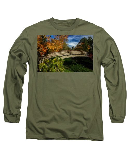 The Bridge To The Garden Long Sleeve T-Shirt
