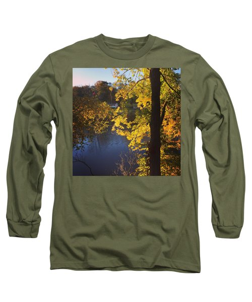 The Brilliance Of Nature Leaves Me Speechless Long Sleeve T-Shirt