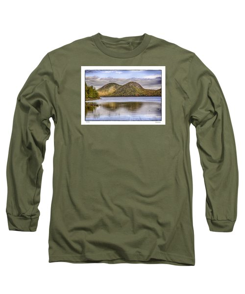 The Bubbles Long Sleeve T-Shirt by R Thomas Berner