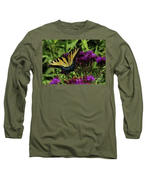 The Butterfly Buffet Long Sleeve T-Shirt