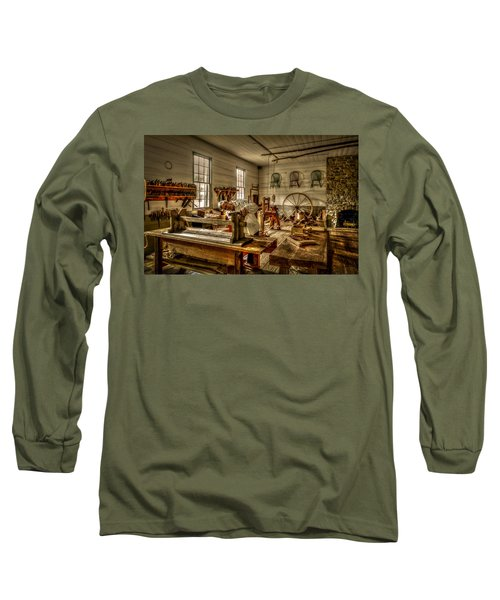 The Cabinetmaker Long Sleeve T-Shirt